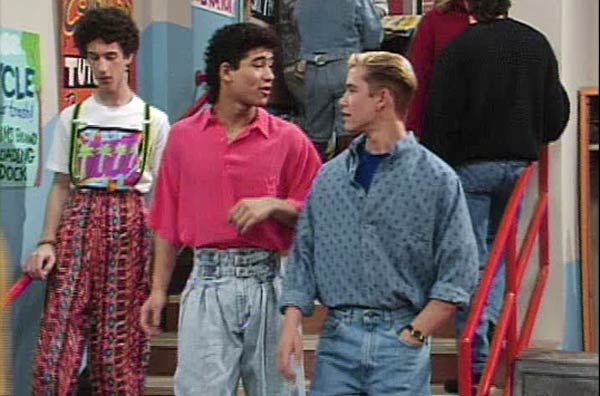 AC Slater « Every Girl Is Crazy About A Sharp Dressed Man